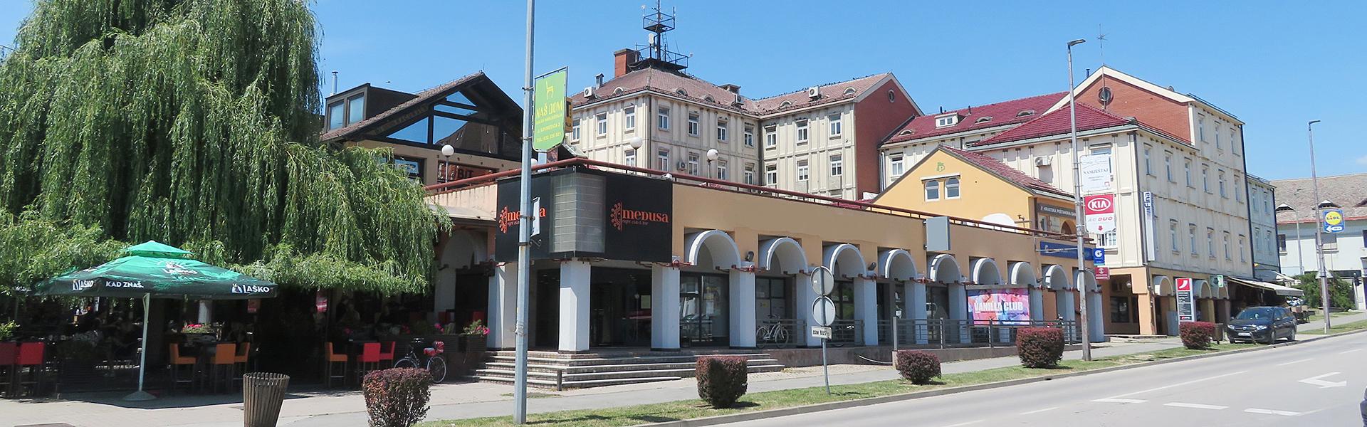 Zakup poslovnih prostora u centru Vinkovaca